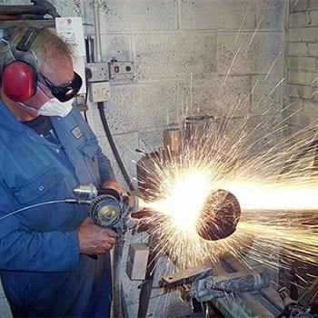 Metalwork Grinding | T&L Engineering Bedford