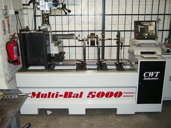 CWT Multi-Bal 5000 | T&L Engineering Bedford