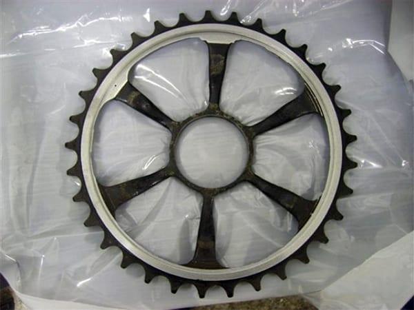 Refurbished Gear Wheel | T&L Engineering Bedford